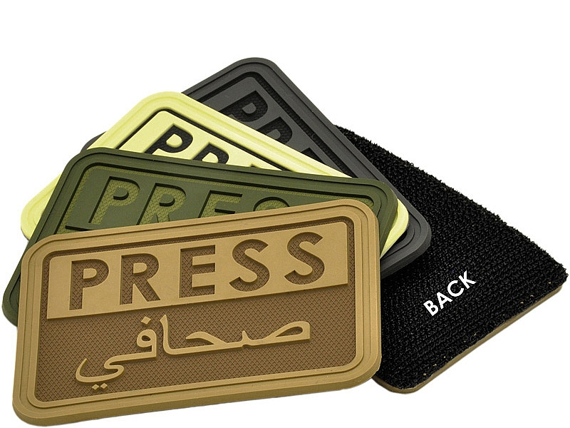 Press/Arabic Reporters Patch