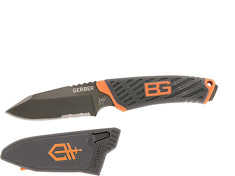 Bear Grylls Compact Fixed Blade™ SE (DP)