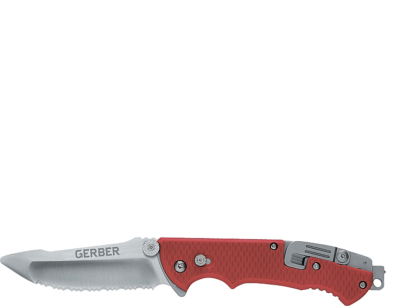 Hinderer Rescue™ SE (Folding Clip Knife)